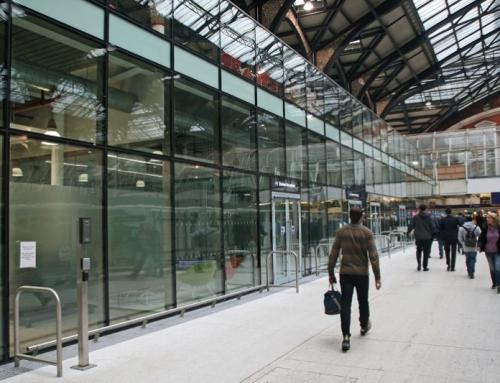 Liverpool St. Platform 10 Improvement Works