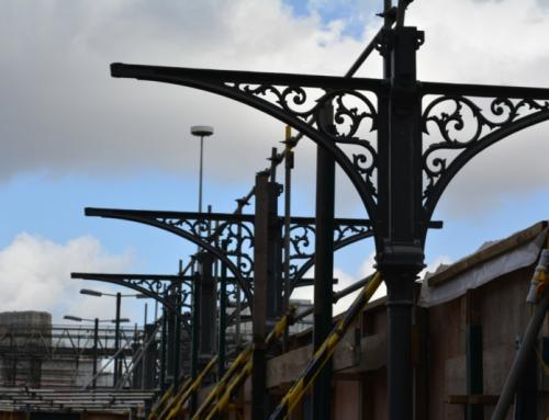 King Cross Station Platform 8 and 9