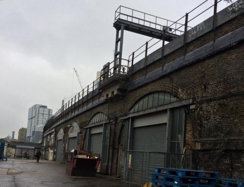 Battersea Park Arches