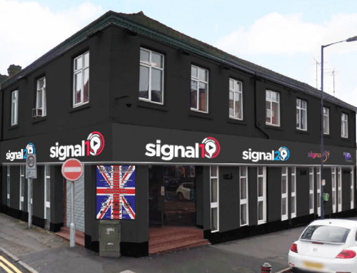 Signal Radio Offices