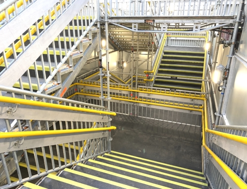 Clapham Junction Staircase